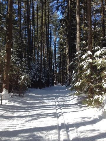 Adirondacks Cross Country Ski