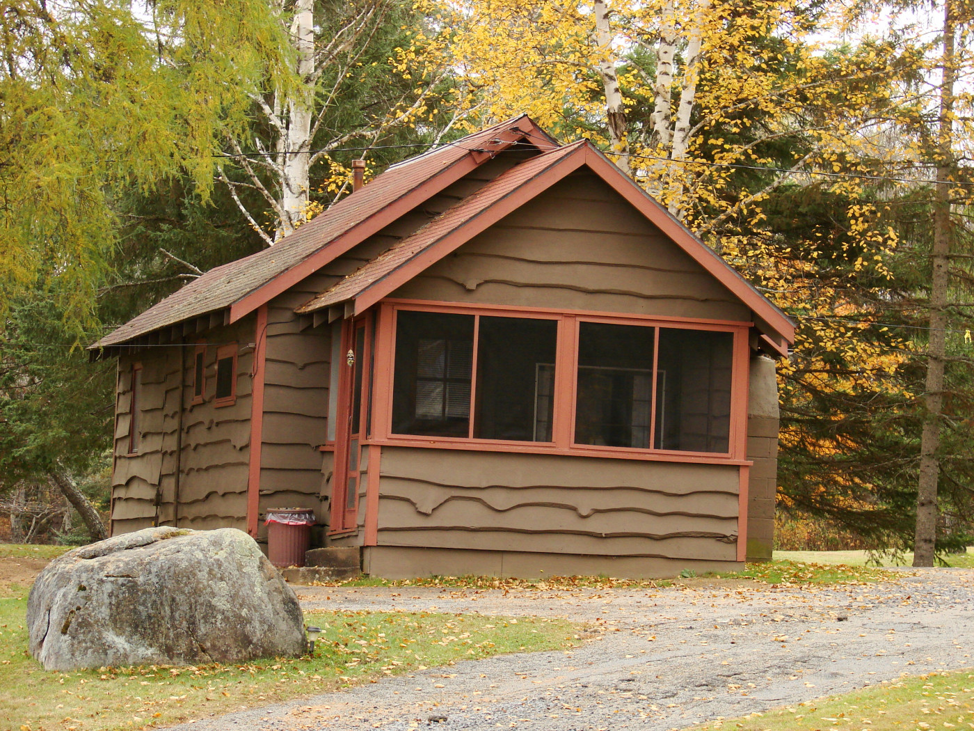 Binders Cabins Adirondacks