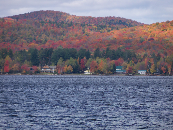 Even more Adirondack fall foliage