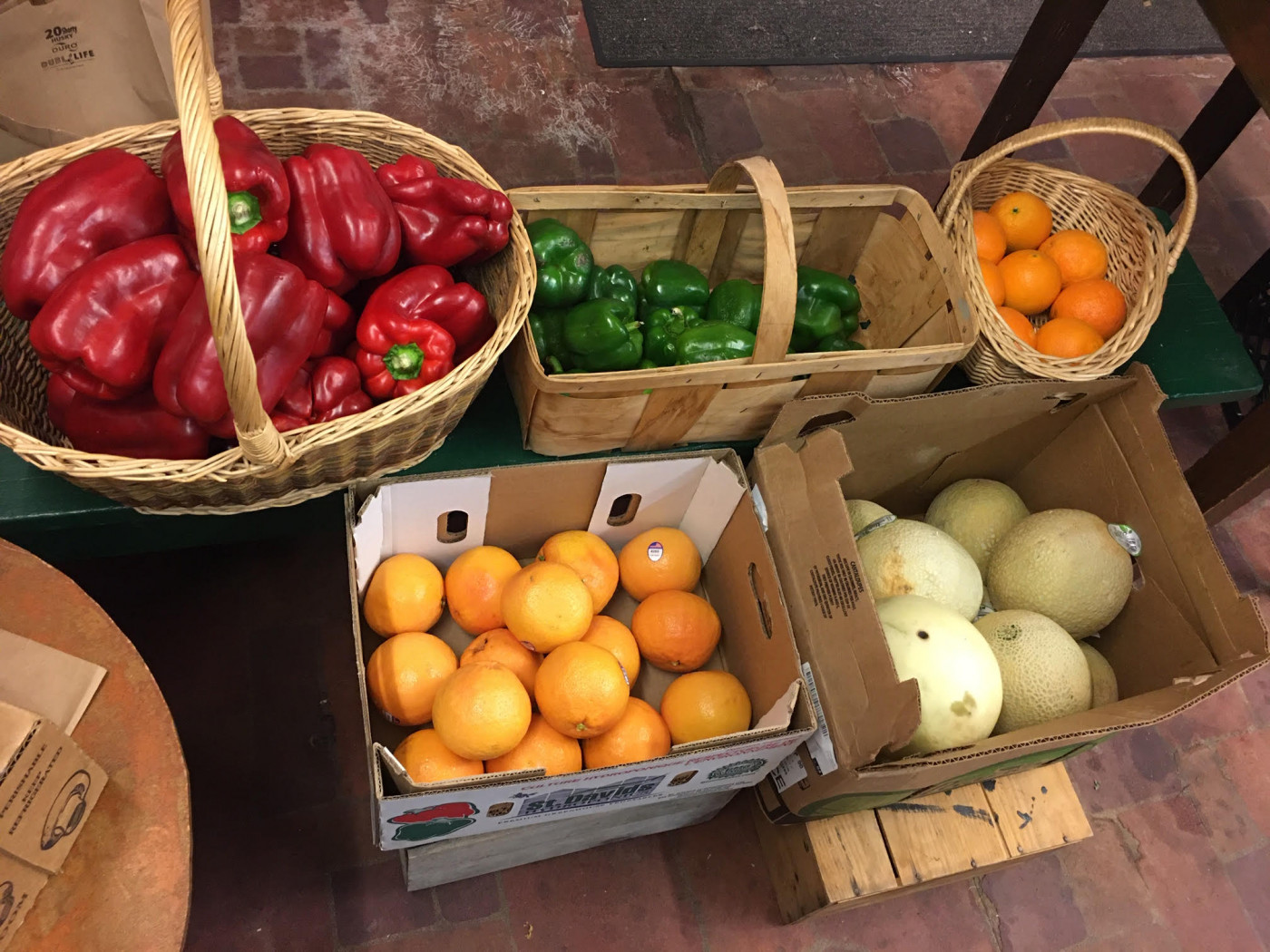ADK Trading Post Produce
